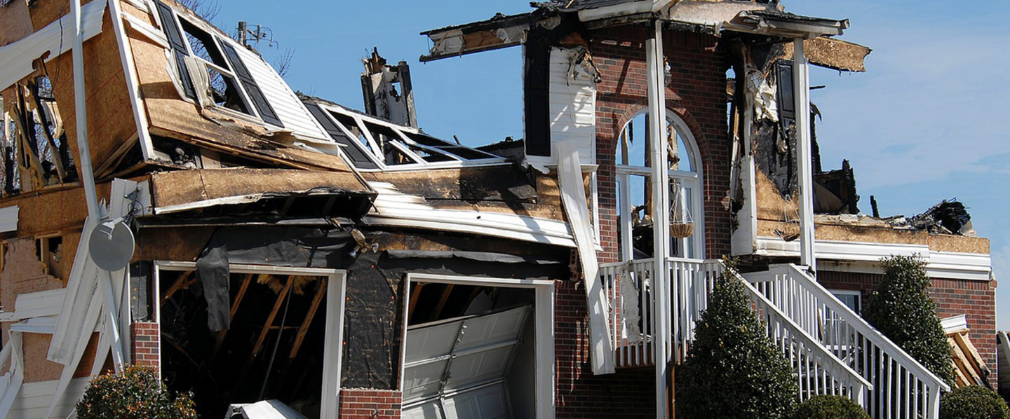 Fire Damage in your Home?