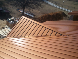 Metal Roofing<br/>The Woodlands & Plano, TX