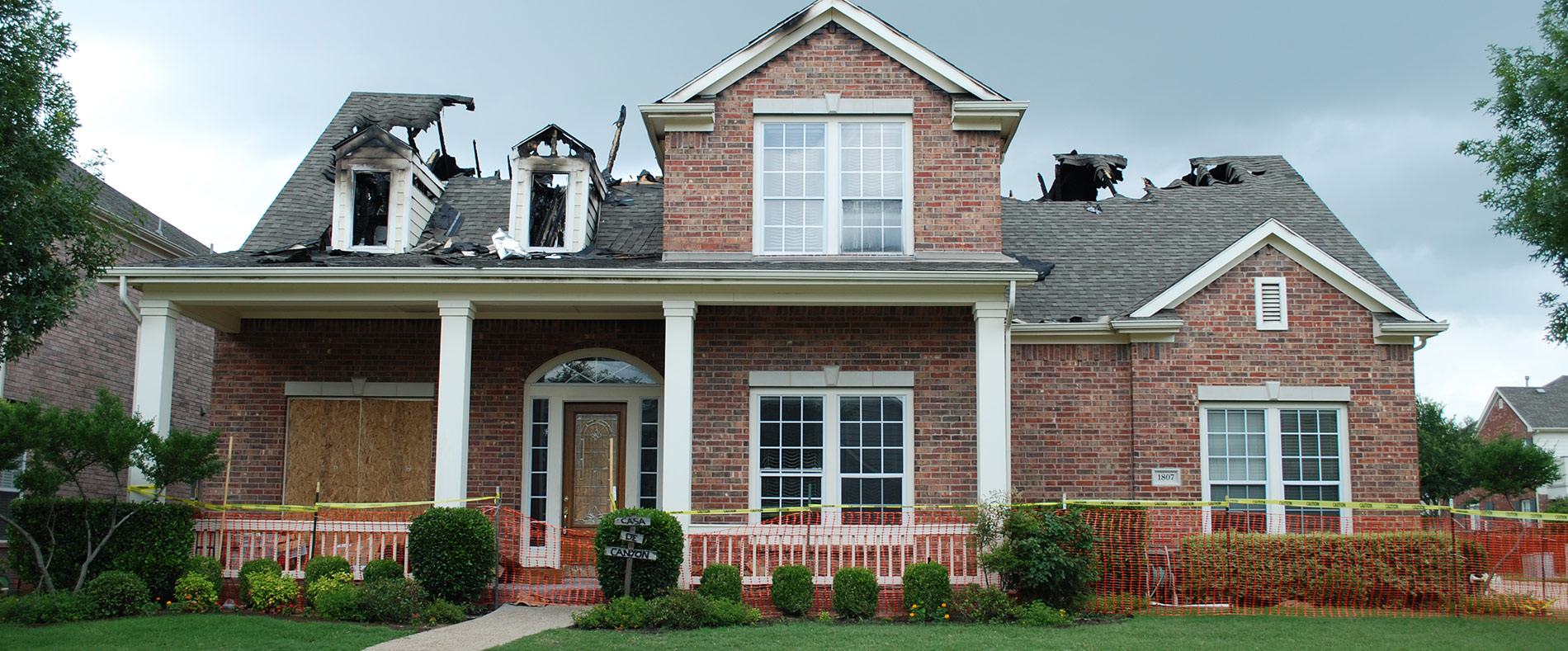 Fire Restoration<br/>Plano, TX & Houston, TX