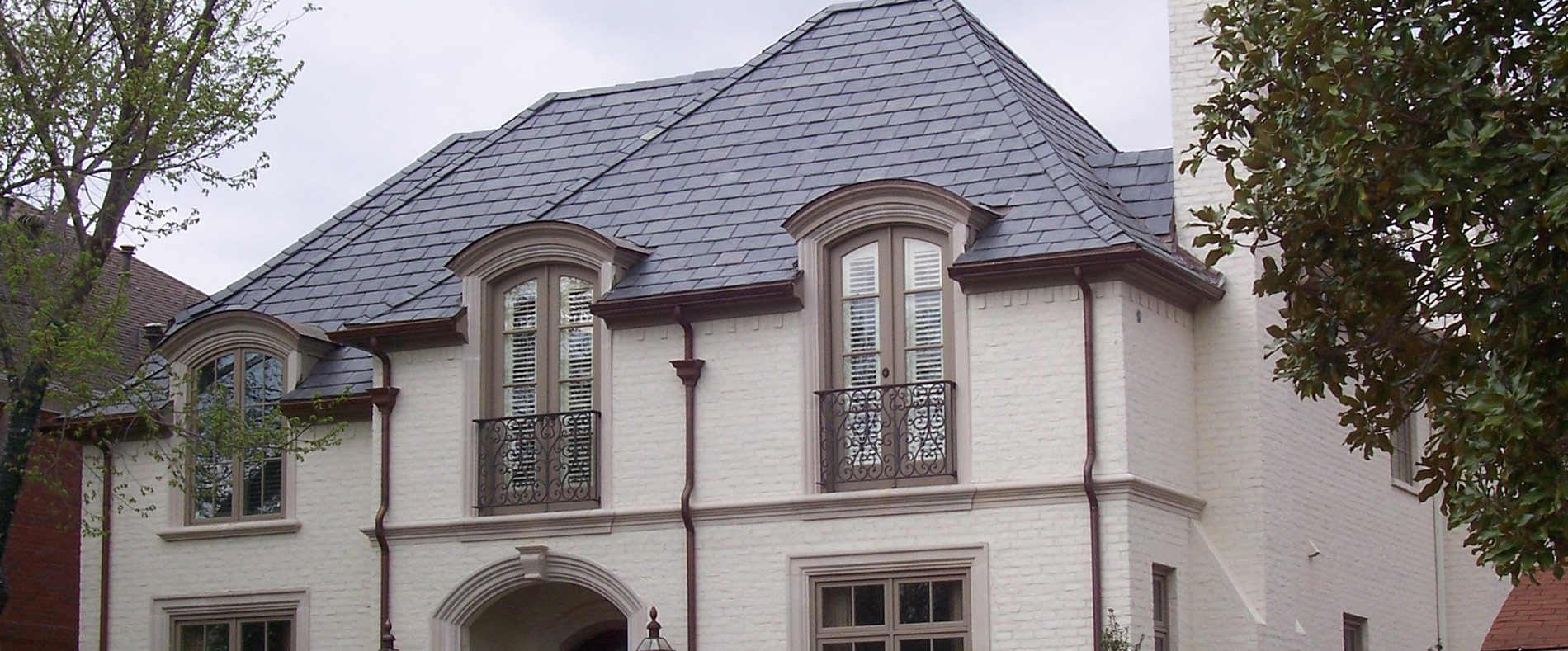 Tile Roofing Plano The Woodlands Tx Trident General
