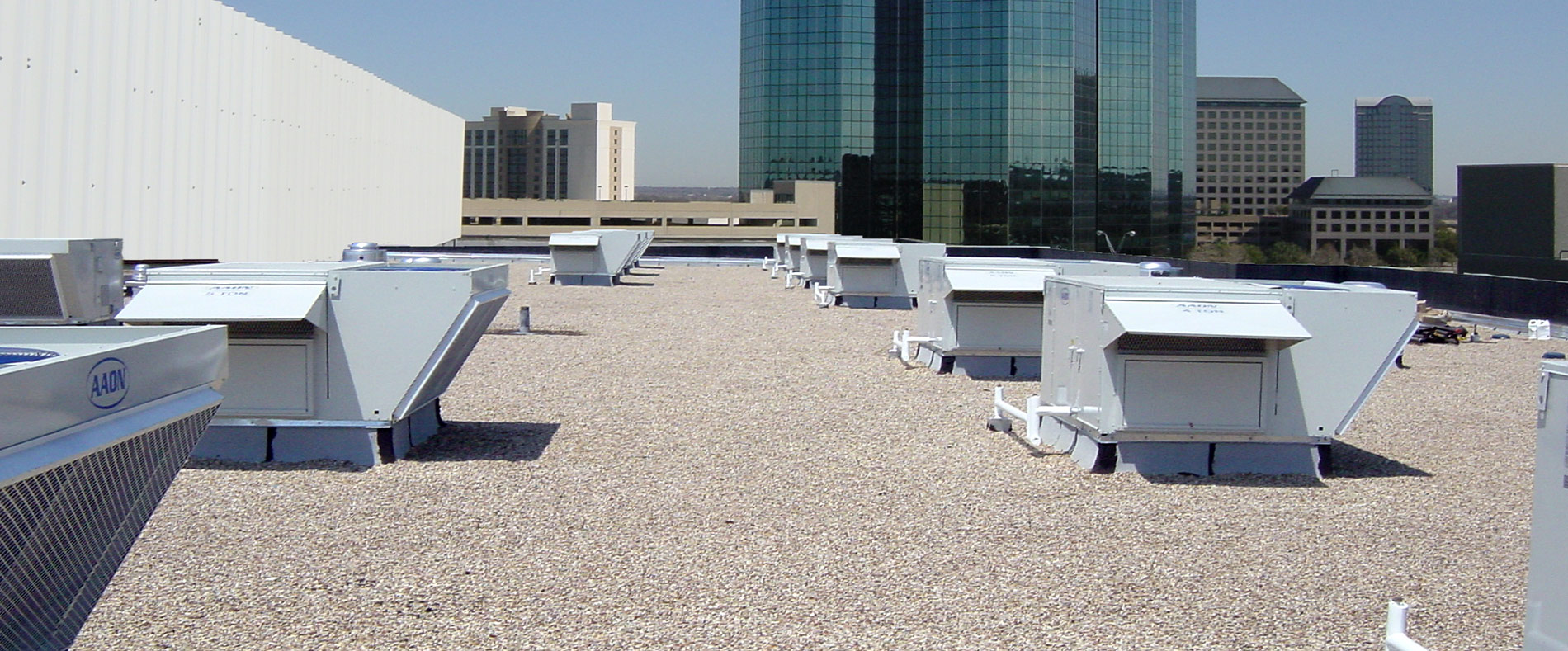 Commercial Roofing Plano The Woodlands Tx Trident