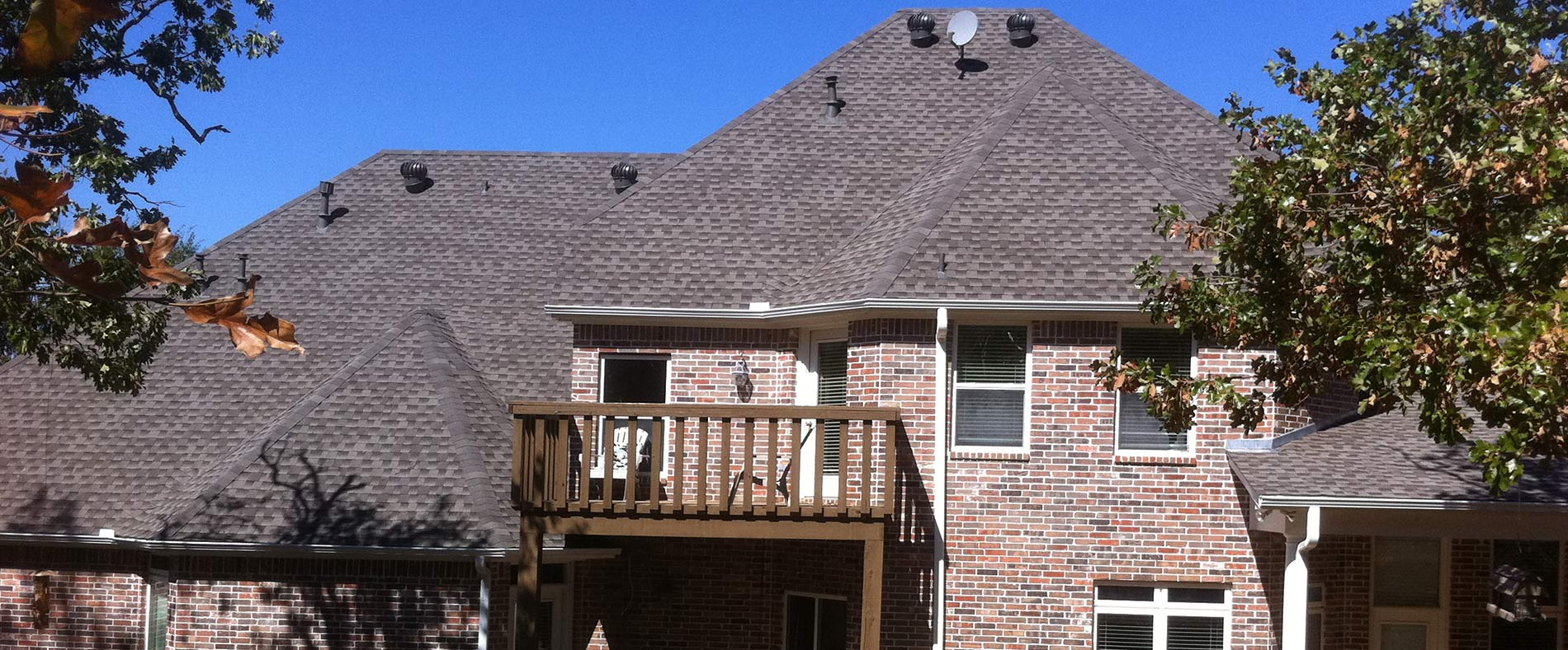 Residential Roofing<br/>Plano, TX & The Woodlands, TX