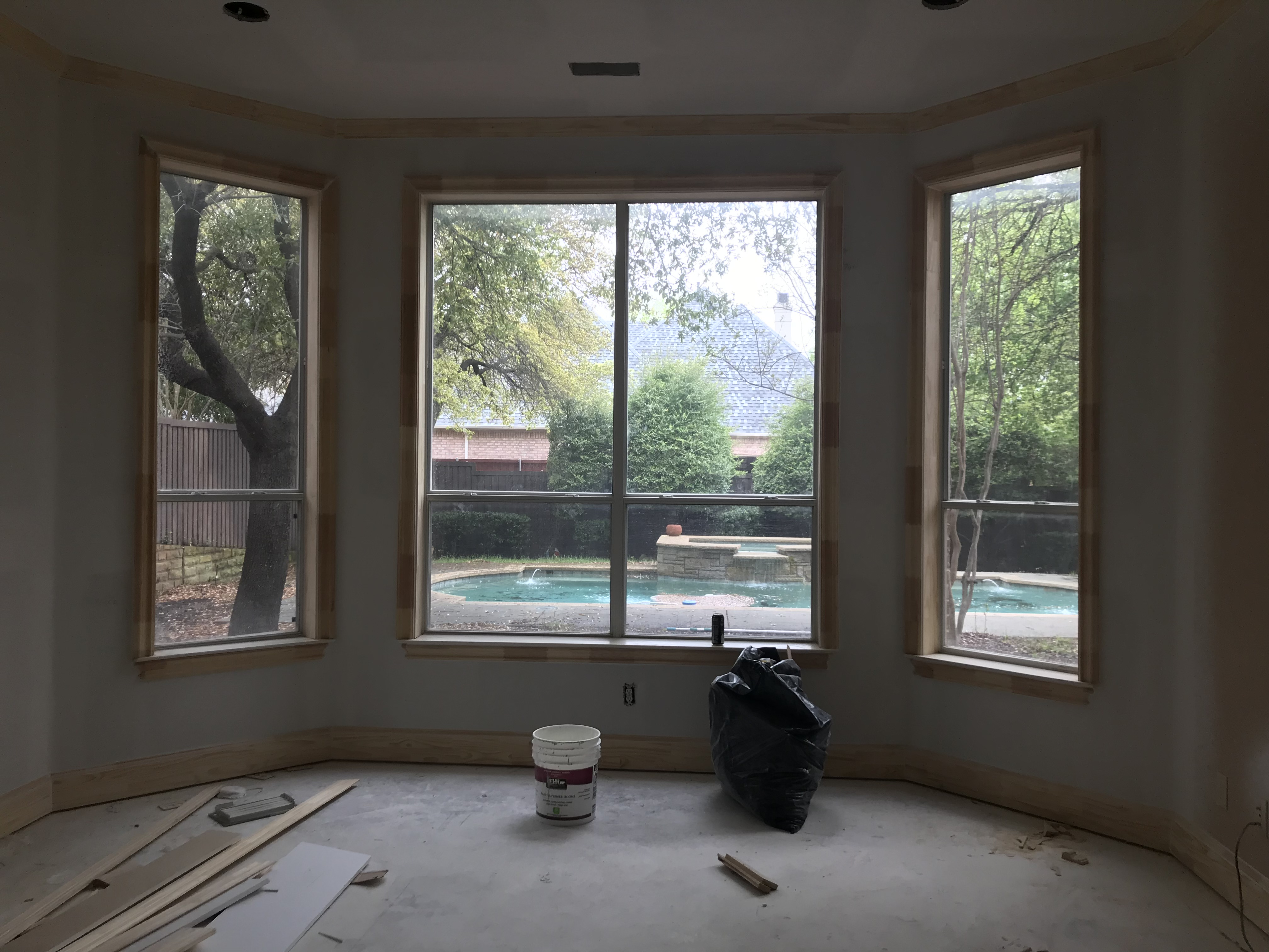 Water Damage Projects Trident General Contracting Llc